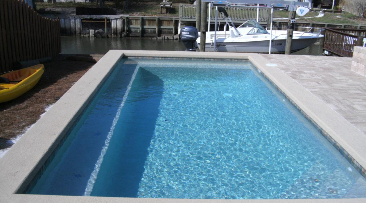 Peterson Pools & Spas | Jonathan Steele on